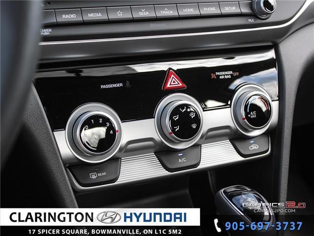 2019 Hyundai Elantra Preferred (Stk: 18622) in Clarington - Image 14 of 27