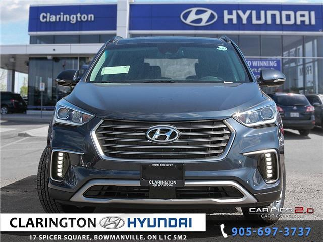2019 Hyundai SANTA FE XL 3.3L LUXURY AWD 6P  (Stk: 18601) in Clarington - Image 2 of 27
