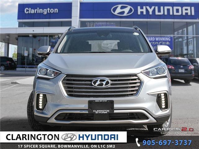 2019 Hyundai SANTA FE XL 3.3L LUXURY AWD 7P  (Stk: 18575) in Clarington - Image 2 of 27