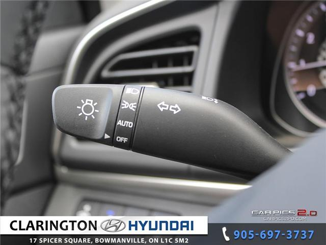 2019 Hyundai Elantra Preferred (Stk: 18606) in Clarington - Image 9 of 27