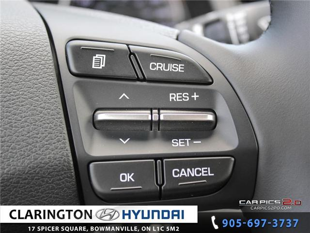 2019 Hyundai Elantra Preferred (Stk: 18606) in Clarington - Image 12 of 27