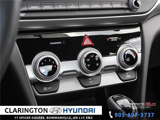 2019 Hyundai Elantra Preferred (Stk: 18606) in Clarington - Image 14 of 27