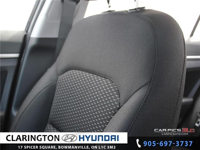 2019 Hyundai Elantra Preferred (Stk: 18606) in Clarington - Image 18 of 27