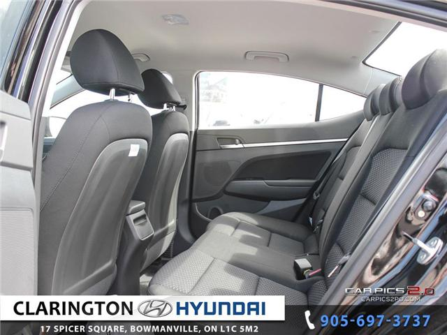 2019 Hyundai Elantra Preferred (Stk: 18606) in Clarington - Image 19 of 27