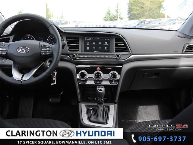 2019 Hyundai Elantra Preferred (Stk: 18606) in Clarington - Image 20 of 27