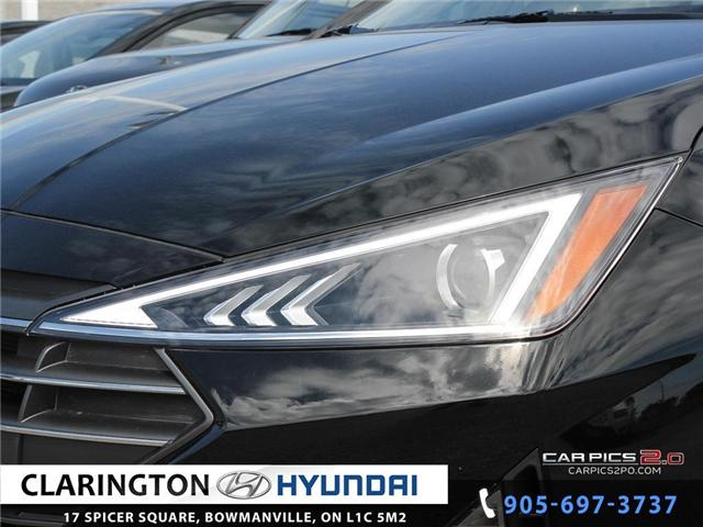 2019 Hyundai Elantra Preferred (Stk: 18606) in Clarington - Image 25 of 27