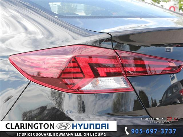 2019 Hyundai Elantra Preferred (Stk: 18606) in Clarington - Image 27 of 27