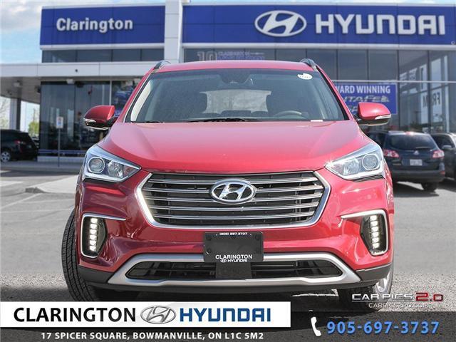 2019 Hyundai SANTA FE XL 3.3L PREFERRED AWD  (Stk: 18598) in Clarington - Image 2 of 27