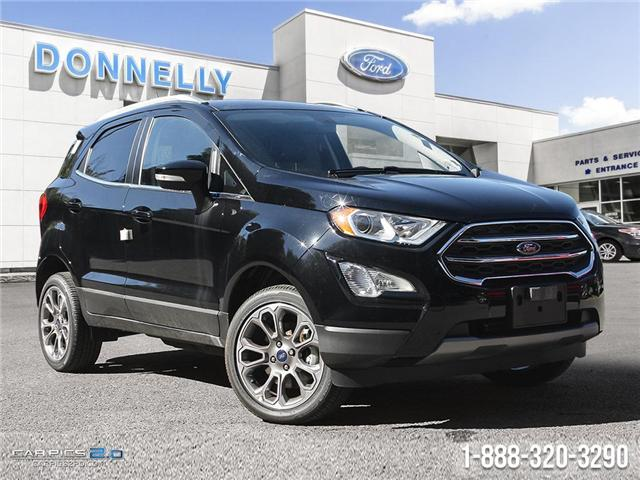 2018 Ford EcoSport Titanium (Stk: DR1717) in Ottawa - Image 1 of 27