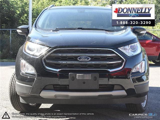 2018 Ford EcoSport Titanium (Stk: DR1717) in Ottawa - Image 2 of 27