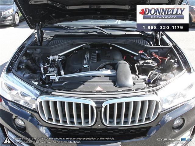 2015 BMW X5 xDrive35i (Stk: CLKU2172) in Kanata - Image 8 of 27