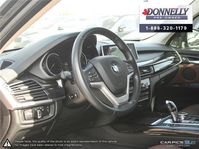 2015 BMW X5 xDrive35i (Stk: CLKU2172) in Kanata - Image 13 of 27