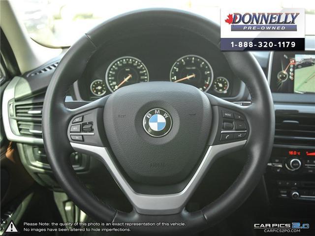 2015 BMW X5 xDrive35i (Stk: CLKU2172) in Kanata - Image 14 of 27