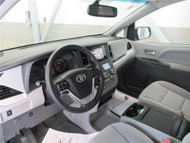 2017 Toyota Sienna LE 8 Passenger (Stk: 15610A) in Toronto - Image 8 of 16