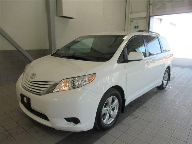 2017 Toyota Sienna LE 8 Passenger (Stk: 15610A) in Toronto - Image 13 of 16
