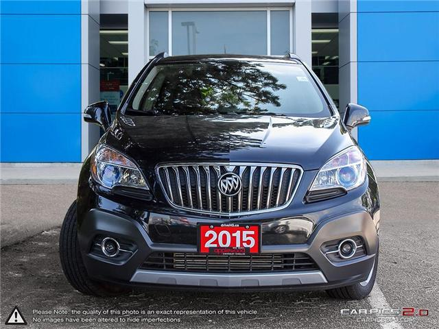 2015 Buick Encore Convenience (Stk: 77P) in Mississauga - Image 2 of 27