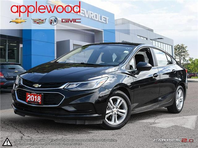 2018 Chevrolet Cruze LT Auto (Stk: 6450A) in Mississauga - Image 1 of 27