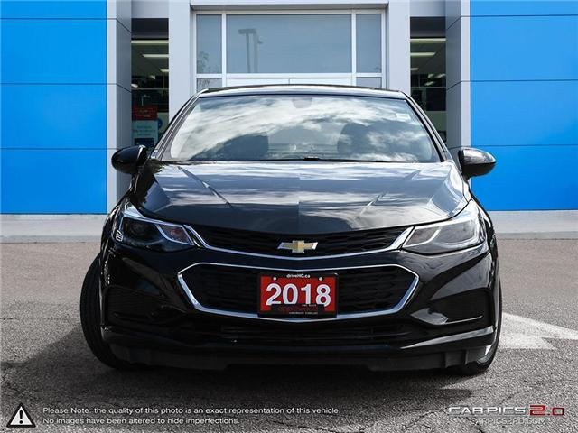 2018 Chevrolet Cruze LT Auto (Stk: 6450A) in Mississauga - Image 2 of 27