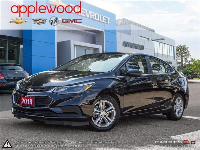 2018 Chevrolet Cruze LT Auto (Stk: 9025A) in Mississauga - Image 1 of 27
