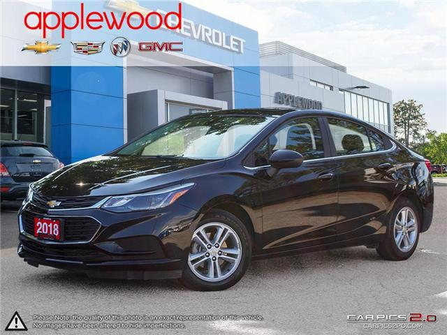 2018 Chevrolet Cruze LT Auto (Stk: 4282A) in Mississauga - Image 1 of 27