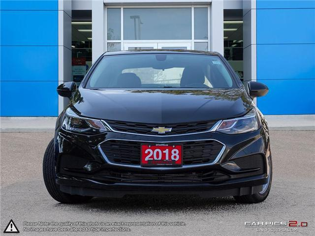 2018 Chevrolet Cruze LT Auto (Stk: 4282A) in Mississauga - Image 2 of 27