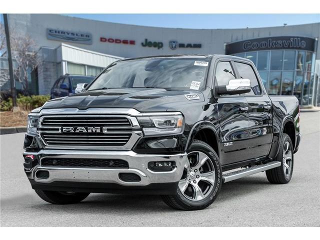 2019 RAM 1500 Laramie (Stk: 7747P) in Mississauga - Image 1 of 21