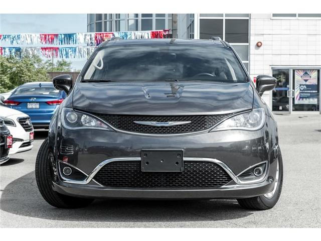 2018 Chrysler Pacifica Touring-L Plus (Stk: 7757PR) in Mississauga - Image 2 of 19