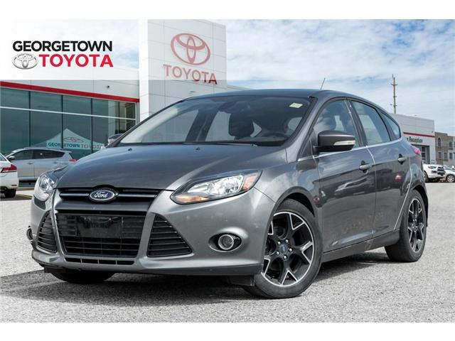 2012 Ford Focus Titanium (Stk: 12-52718) in Georgetown - Image 1 of 20