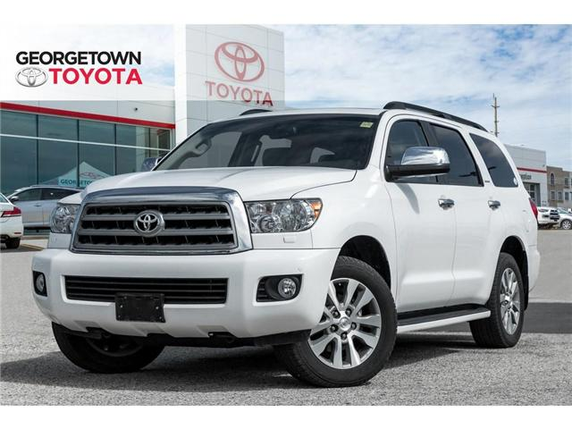 2016 Toyota Sequoia Limited 5.7L V8 (Stk: 16-41151) in Georgetown - Image 1 of 23