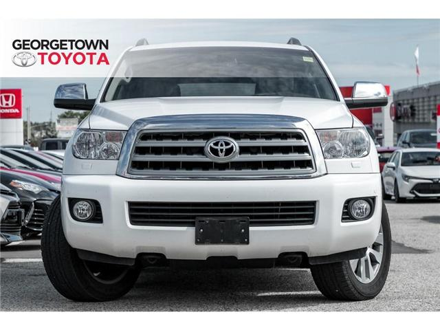 2016 Toyota Sequoia Limited 5.7L V8 (Stk: 16-41151) in Georgetown - Image 2 of 23