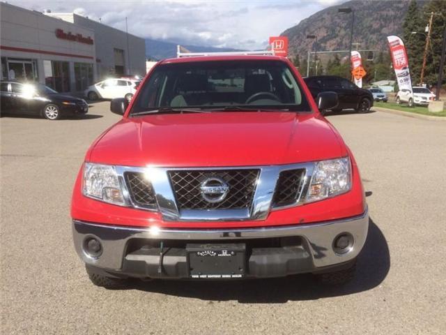 2009 Nissan Frontier SE (Stk: 9-2563-B) in Castlegar - Image 2 of 22