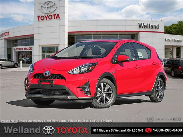 2018 Toyota Prius C Upgrade Package (Stk: PRC5884) in Welland - Image 1 of 23