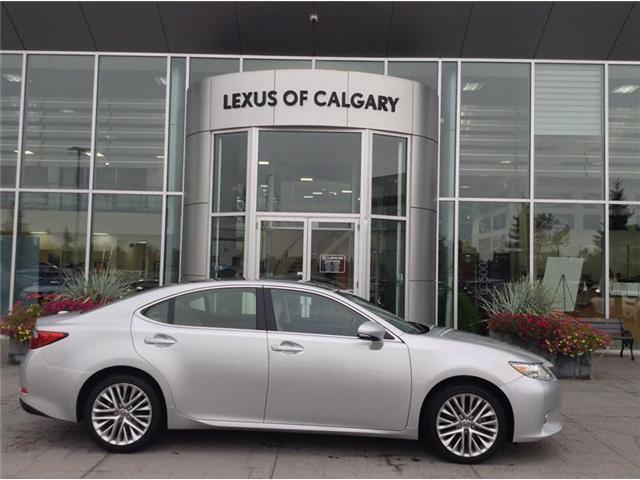 2014 Lexus ES 350 Base (Stk: 180689A) in Calgary - Image 1 of 7