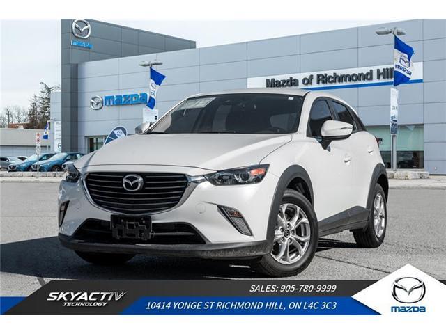 2018 Mazda CX-3 50th Anniversary Edition (Stk: P0307) in Richmond Hill - Image 1 of 19
