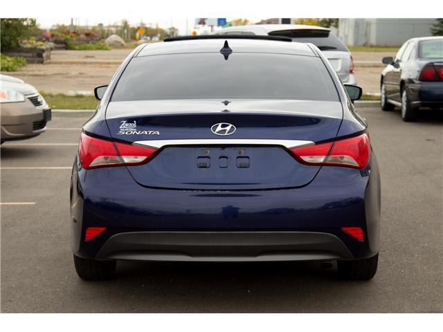 2014 Hyundai Sonata GLS (Stk: P319) in Brandon - Image 5 of 10