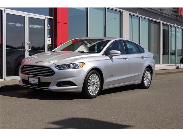2014 Ford Fusion Hybrid SE (Stk: P0039) in Nanaimo - Image 1 of 8
