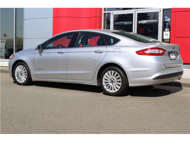 2014 Ford Fusion Hybrid SE (Stk: P0039) in Nanaimo - Image 2 of 8