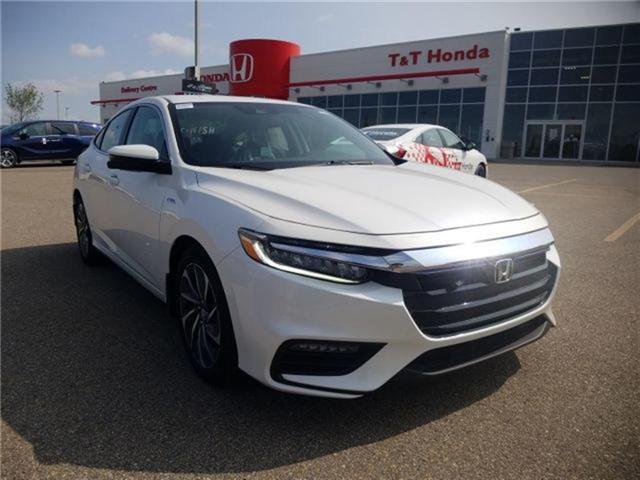 2019 Honda Insight Base (Stk: 2190056) in Calgary - Image 1 of 9