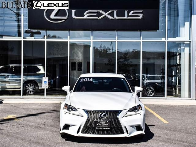 2014 Lexus IS 250 Base (Stk: 86726B) in Ottawa - Image 2 of 30