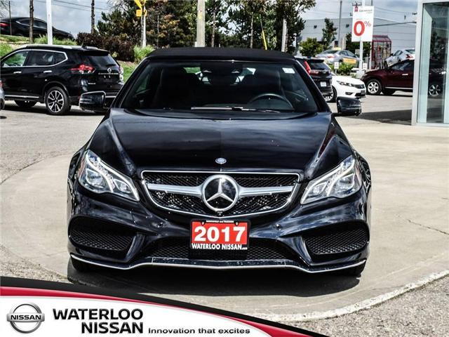 2017 Mercedes-Benz E-Class Base (Stk: UW1017) in Waterloo - Image 2 of 20