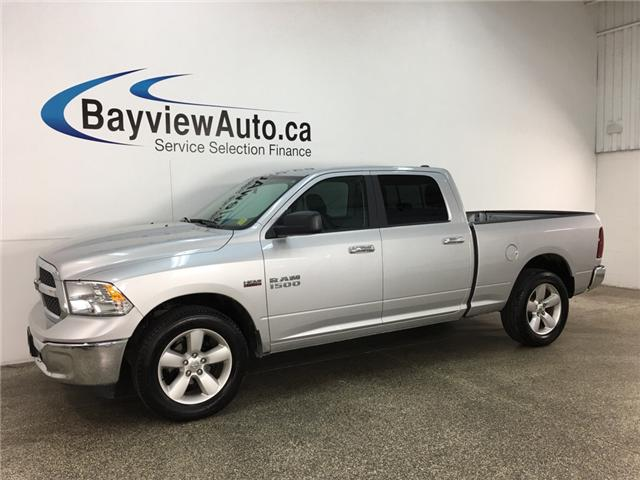 2018 RAM 1500 SLT (Stk: 33243EW) in Belleville - Image 1 of 30
