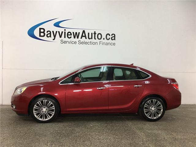 2013 Buick Verano Leather Package (Stk: 33468RA) in Belleville - Image 1 of 27