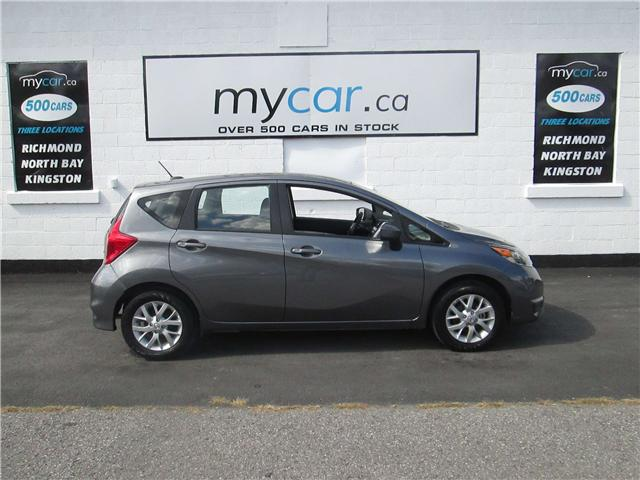 2018 Nissan Versa Note 1.6 SV (Stk: 181247) in Richmond - Image 1 of 13