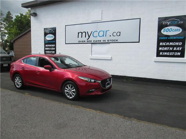 2017 Mazda Mazda3 SE (Stk: 181356) in Kingston - Image 2 of 13