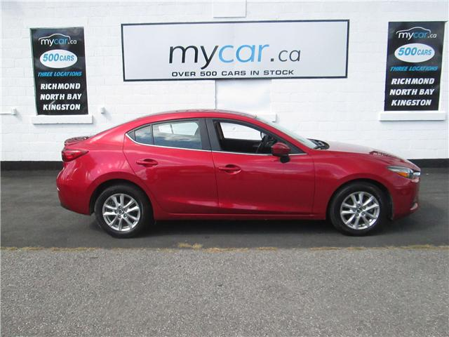 2017 Mazda Mazda3 SE (Stk: 181356) in Kingston - Image 1 of 13