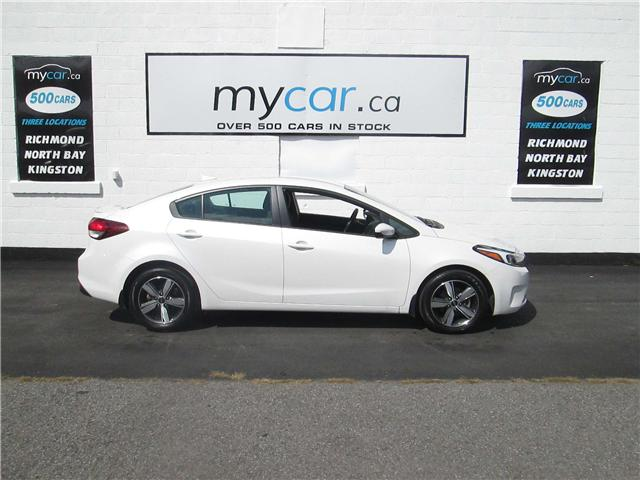 2018 Kia Forte LX+ (Stk: 181355) in North Bay - Image 1 of 13