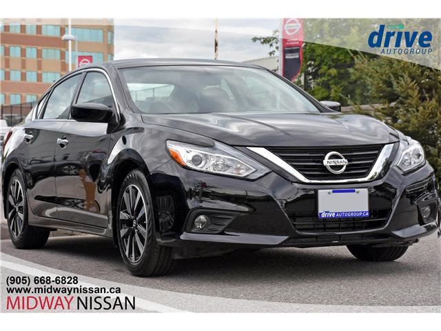 2018 Nissan Altima 2.5 SV (Stk: JC255933) in Whitby - Image 1 of 17