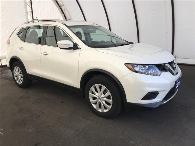 2015 Nissan Rogue S (Stk: IU1120) in Thunder Bay - Image 1 of 14