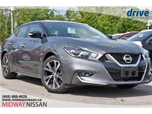 2018 Nissan Maxima SV (Stk: JC371685) in Whitby - Image 1 of 24