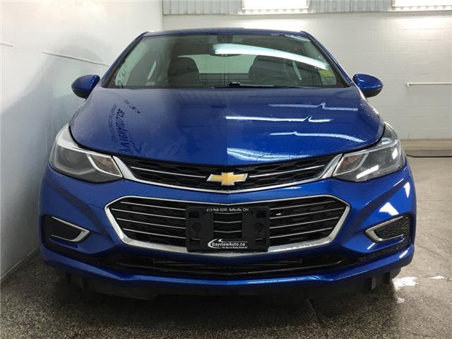 2017 Chevrolet Cruze Premier Auto (Stk: 33537EW) in Belleville - Image 2 of 28